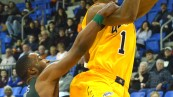 Hearst, Drame lead Bobcats past Manhattan on ESPNU
