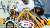 Women's ice hockey sweeps Princeton