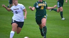 Quinnipiac women's soccer vs Siena 10/28/15