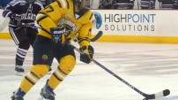 Quinnipiac women's hockey vs Colgate 11/06/15
