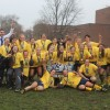 Women's rugby edges Army 24-19 for Quinnipiac's first National Championship