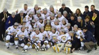 Women's ice hockey tops Clarkson in ECAC Championship