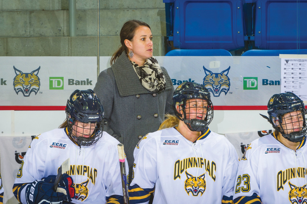 Photo Courtesy of Quinnipiac Athletics