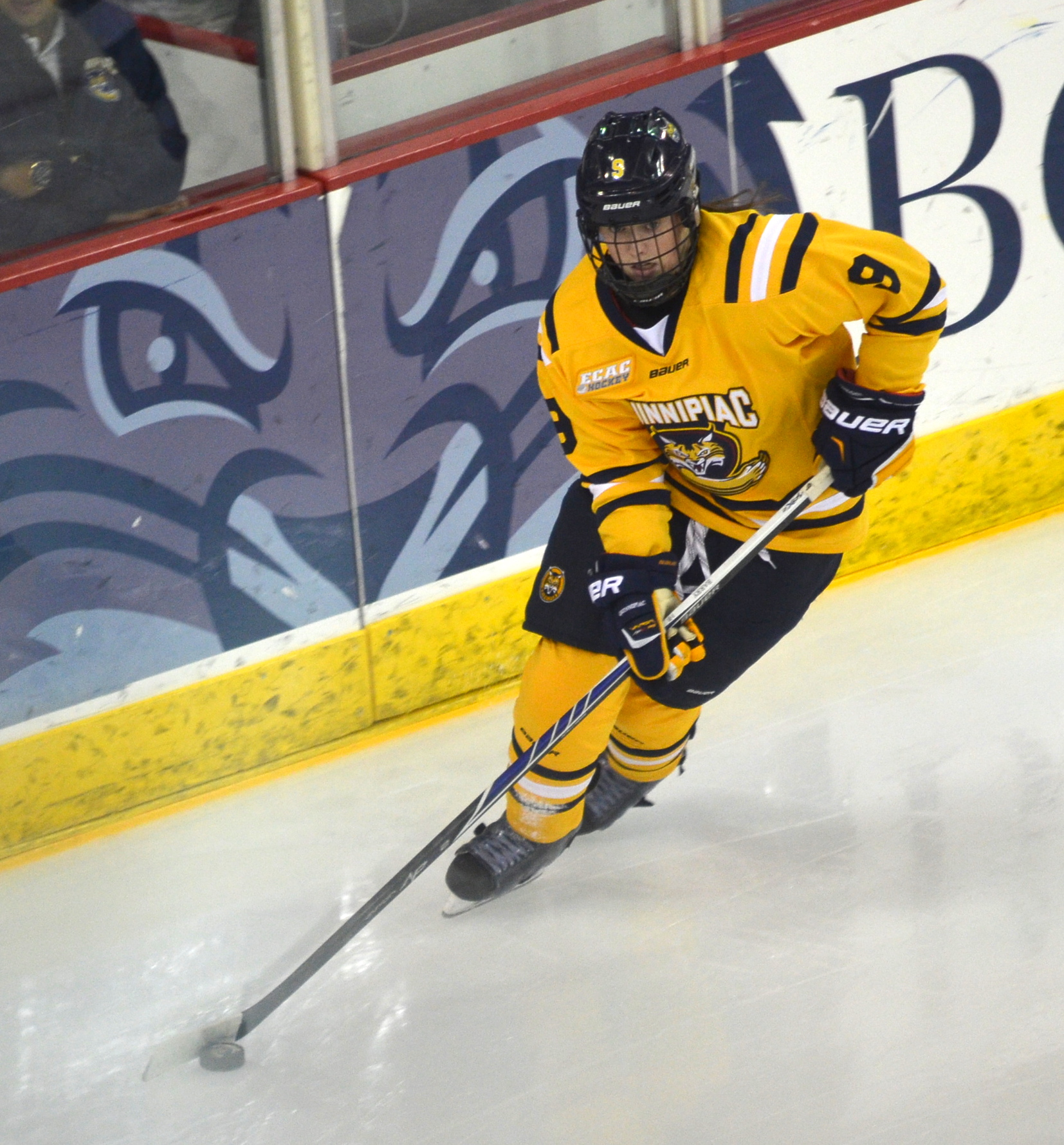 Quinnipiac women's ice hockey vs Dartmouth 12/4/15