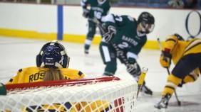 Quinnipiac women's hockey vs Dartmouth 12/4/15